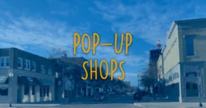 Sheboygan Pop Up Shops