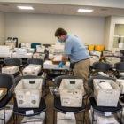 Wisconsin absentee ballots